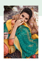 Load image into Gallery viewer, Bandhani Vol 3 Fancy Silk Designer Suit Collection 2020 - BH 32