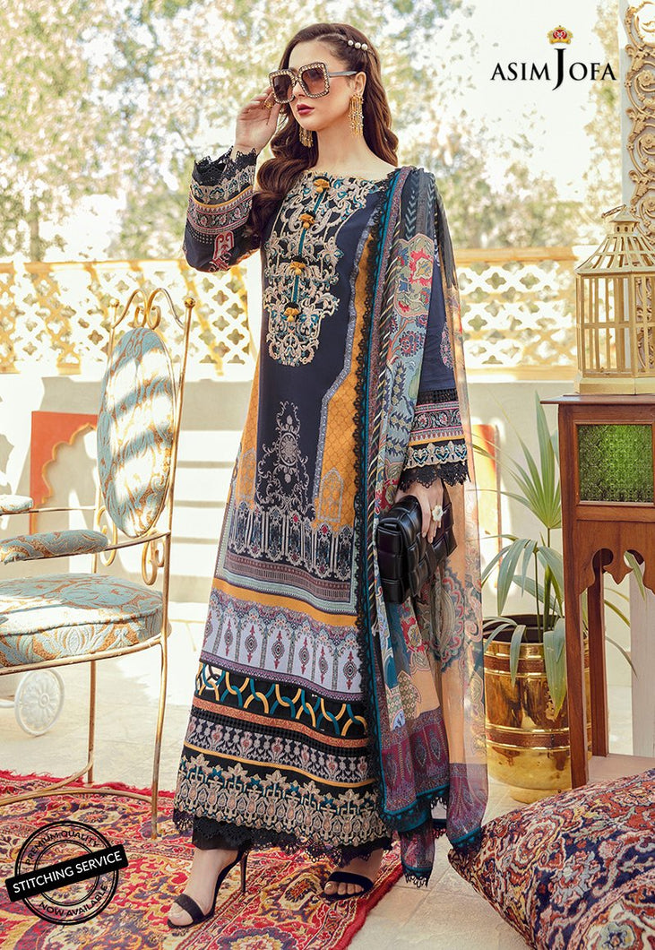 Buy ASIM JOFA LAWN 2021 - RABT, Black from Lebaasonline Pakistani Clothes Stockist in the UK @ best price- SALE ! Shop Noor LAWN 2021, Maria B Lawn 2021 Summer Suits, Pakistani Clothes Online UK for Wedding, Party & Bridal Wear. Indian & Pakistani Summer Dresses by ASIM JOFA  in the UK & USA at LebaasOnline.