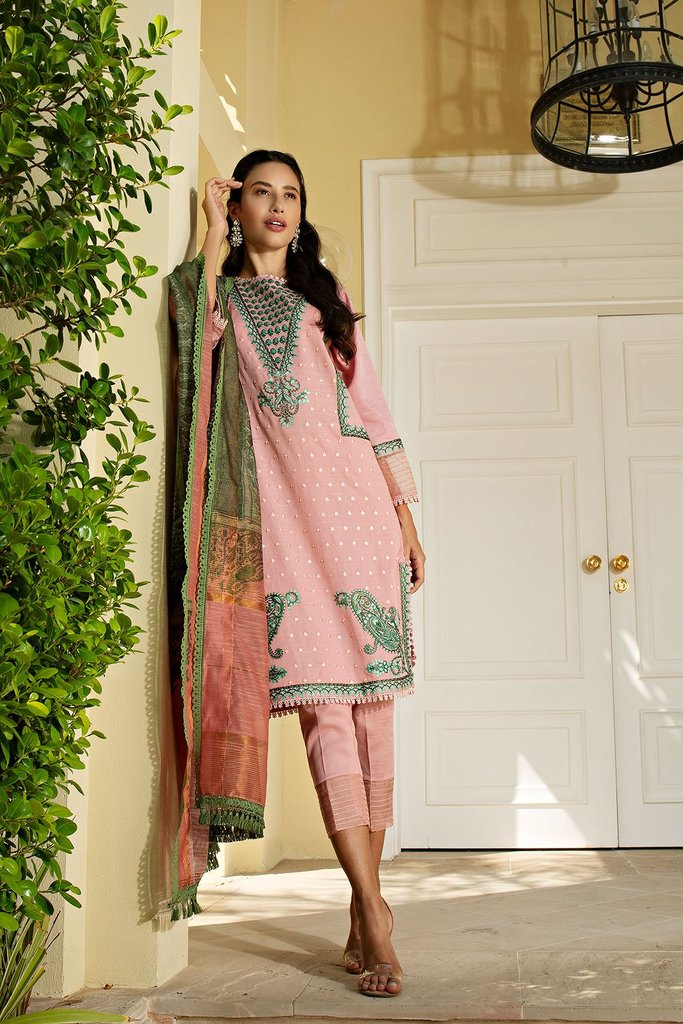 Buy now Sobia Nazir | AUTUMN/WINTER '20 | AW20-4B New Pakistani Designer Clothing 2020 Collection Online UK at Lebaasonline
