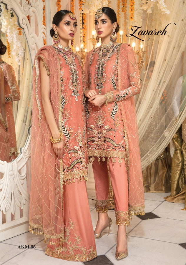 Zavareh by Anaya X Kamiar Rokni Mehndi Collection Wedding Party 2020 - LebaasOnline