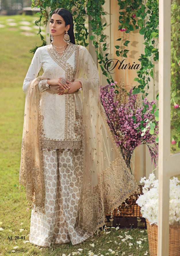 ANAYA FIRAAQ Collection 2020 - Nuria-AF 20-01 online Pakistani designer dress Anarkali Suits Party Werar Indian Dresses Pakistani Dresses Eid dresses online shoppingReady made Pakistani clothes UK Eid dresses UK online Eid dresses online shopping readymade eid suits uk eid suits 2019 uk pakistani eid suits uk eid suits 2020 uk Eid dresses 2020 UK