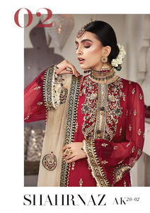 Anaya Kamiar Rokni Wedding Collection 2020 | AK02-02