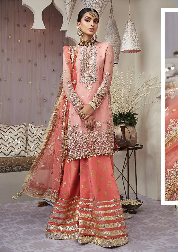 Anaya Kamiar Rokni Wedding Collection 2020 | AK02-04