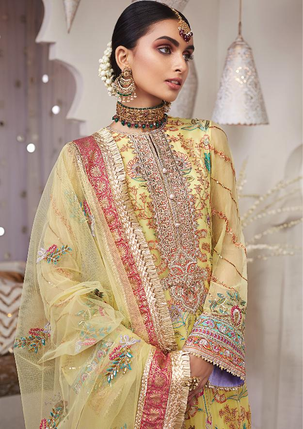 Anaya Kamiar Rokni Wedding Collection 2020 | AK02-06