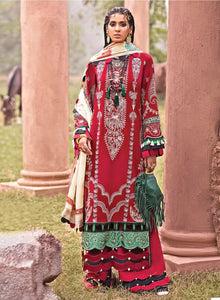 ELAN WINTER COLLECTION 2020 - EW20-04 PAKISTANI DRESSES & READY MADE PAKISTANI CLOTHES UK. Buy Now Elan UK Embroidered Collection of Winter Lawn, Original Pakistani Brand Clothing, Unstitched & Stitched suits for Indian Pakistani women. Next Day Delivery in the UK. Express shipping to USA, France, Germany & Australia.