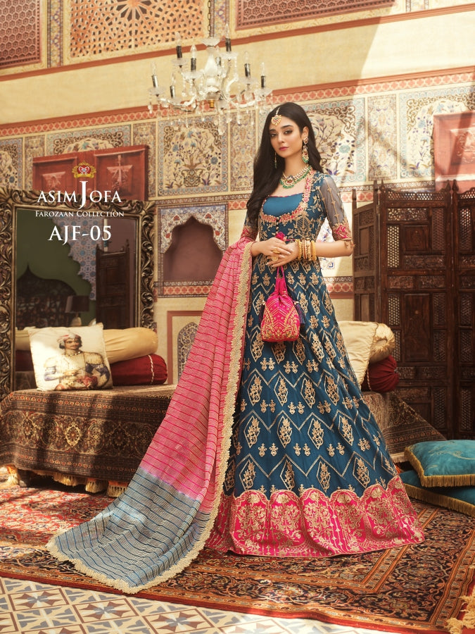 ASIM JOFA | Farozaan Collection | AJF-05