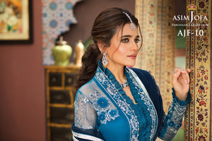 ASIM JOFA | Farozaan Collection | AJF-10
