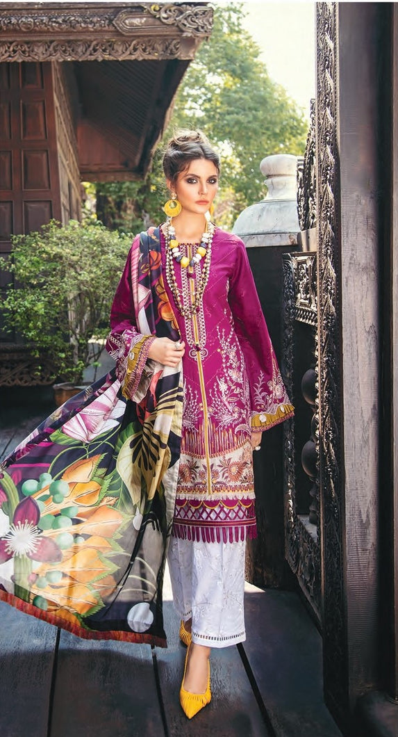 Baroque Premium Lawn Eid Collection 2020 - PL-02 VELVETERIA online Pakistani designer dress Anarkali Suits Party Werar Indian Dresses Pakistani Dresses Eid dresses online shoppingReady made Pakistani clothes UK Eid dresses UK online Eid dresses online shopping readymade eid suits uk eid suits 2019 uk pakistani eid suits uk eid suits 2020 uk Eid dresses 2020 UK