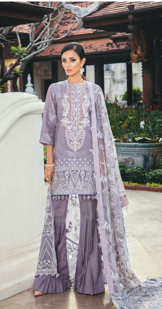 Baroque Premium Lawn Eid Collection 2020 - PL-04 LILAC MIST online Pakistani designer dress Anarkali Suits Party Werar Indian Dresses Pakistani Dresses Eid dresses online shoppingReady made Pakistani clothes UK Eid dresses UK online Eid dresses online shopping readymade eid suits uk eid suits 2019 uk pakistani eid suits uk eid suits 2020 uk Eid dresses 2020 UK