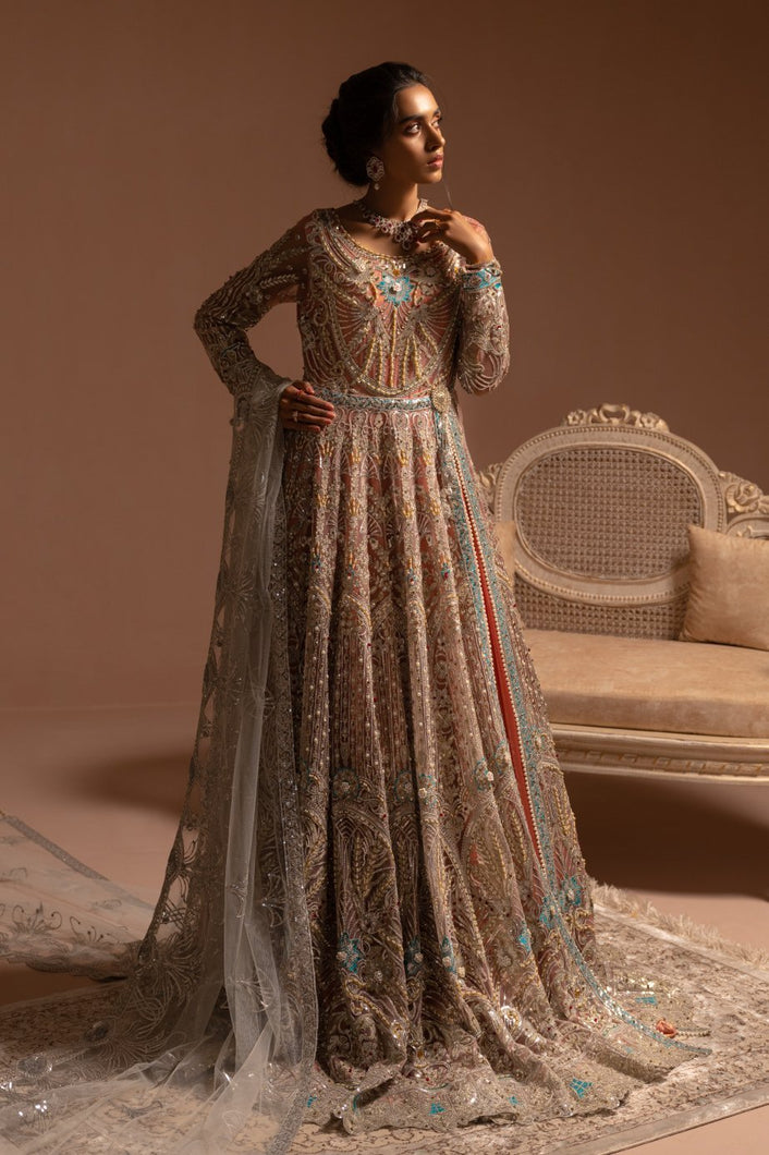 Maryum n Maria Brides 2021, Pink Luxury Suits from Lebaasonline Pakistani Clothes in the UK @ best price- SALE ! Shop Maryum n Maria Brides 2021, Noor, Maria B Lawn 2021 Summer Suits Pakistani Clothes Online UK for Wedding, Party & Bridal Wear. Indian & Pakistani Summer Dresses by Noor in the UK & USA at LebaasOnline.