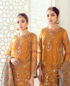 Iznik Designer Suit Wedding 2020- ID-07 DESERT MONARCH