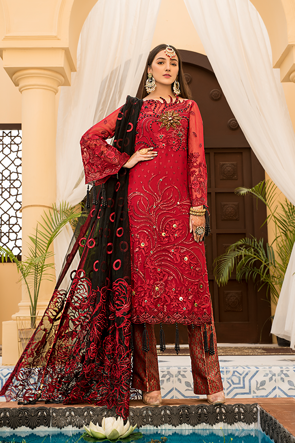 Fustaan By Maryams 2021 | D-2 Virsa PAKISTANI DRESSES & READY MADE PAKISTANI CLOTHES UK. Buy Maryams UK Embroidered Collection of Winter Lawn, Original Pakistani Brand Clothing, Unstitched & Stitched suits for Indian Pakistani women. Next Day Delivery in the UK . Express shipping to USA, France, Germany & Denmark