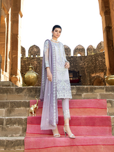 Load image into Gallery viewer, Imrozia Poshak E Khas DN 5002 : Embroidered organza with handmade embellishment by Serene Clothing Imrozia Women Brand Pakistani Designer Dresses are now available at Lebaasonline ! Pakistani Clothes UK and fashion are a central part of Pakistani culture and Pakistani Weddings Buy Imrozia Poshak E Khas at LebaasOnline.