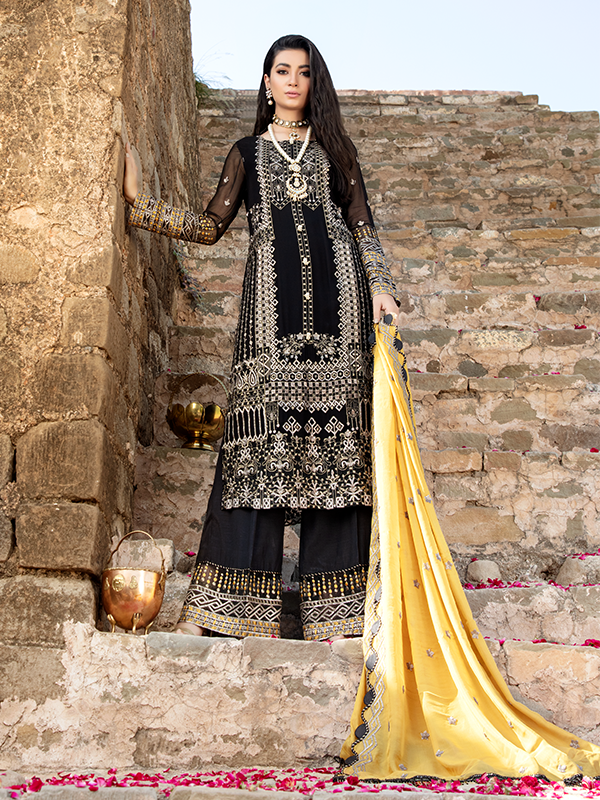 Imrozia Poshak E Khas DN 5008 : Embroidered organza with handmade embellishment by Serene Clothing Imrozia Women Brand Pakistani Designer Dresses are now available at Lebaasonline ! Pakistani Clothes UK and fashion are a central part of Pakistani culture and Pakistani Weddings Buy Imrozia Poshak E Khas at LebaasOnline.