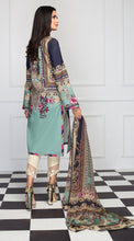 Load image into Gallery viewer, VIVA-ANAYA by Kiran Chaudhry Lawn 2020:  Buy New Pakistani Designer Suits By Anaya Viva in the UK & USA. Thankfully, Lebaasonline has you covered if you are eager to buy Pakistani designer clothes. Fill your closets with our beautiful and stylish Indian Pakistani winter clothing for WOMEN in UK, USA, France & Germany!
