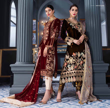 Load image into Gallery viewer, EMAAN ADEEL | Velvet Winter  Collection 2020-MKH04
