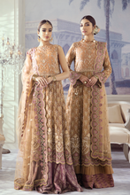 Load image into Gallery viewer, Iznik Designer Suit Wedding 2020- ID-01 BLOOMING RAVEN