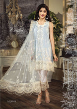 Load image into Gallery viewer, Anaya Luxury Lawn 2020 Suit Blue