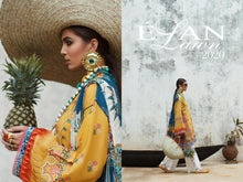 Load image into Gallery viewer, ELAN LUXURY LAWN SUITS ZAHARA 2020 online Pakistani designer dress Anarkali Suits Party Werar Indian Dresses Pakistani Dresses