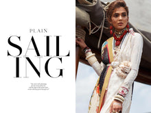 Load image into Gallery viewer, ELAN LUXURY LAWN SUITS NALAH 2020 online Pakistani designer dress Anarkali Suits Party Werar Indian Dresses Pakistani Dresses