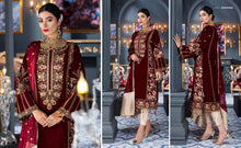 Load image into Gallery viewer, EMAAN ADEEL | Velvet Winter  Collection 2020-MKH05