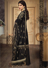 Load image into Gallery viewer, Anaya Luxury Lawn 2020 Suit embroidered black
