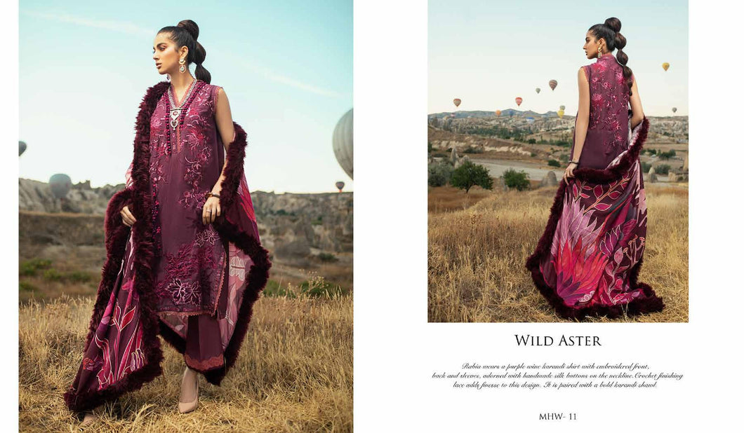Hemline by Mushq Winter '20 | MHW-11