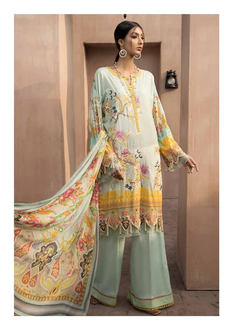 Buy Jahanara Luxury Lawn 2021 Grey at Lebaasonline Pakistani Clothes Stockist in the UK @ best price- SALE ! Shop Noor LAWN 2021, Maria B Lawn 2021 Summer Suits, Pakistani Clothes Online UK for Wedding, Party & Bridal Wear. Indian & Pakistani Summer Dresses by Jahanara Luxury Lawn 2021 in the UK & USA at LebaasOnline.