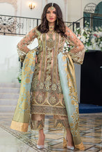 Load image into Gallery viewer, ZAINAB CHOTTANI | JAHAAN 06 design with Swarovski Crystals and Embroidered Chiffon. LebaasOnline has Zainab Chottani Pakistani Party Wear & Pakistani Ready made suits for Online Shopping Worldwide, delivering to the UK, Germany, London, Birmingham and USA selling 100% original Pakistani Designer Wedding & Bridal Suits.