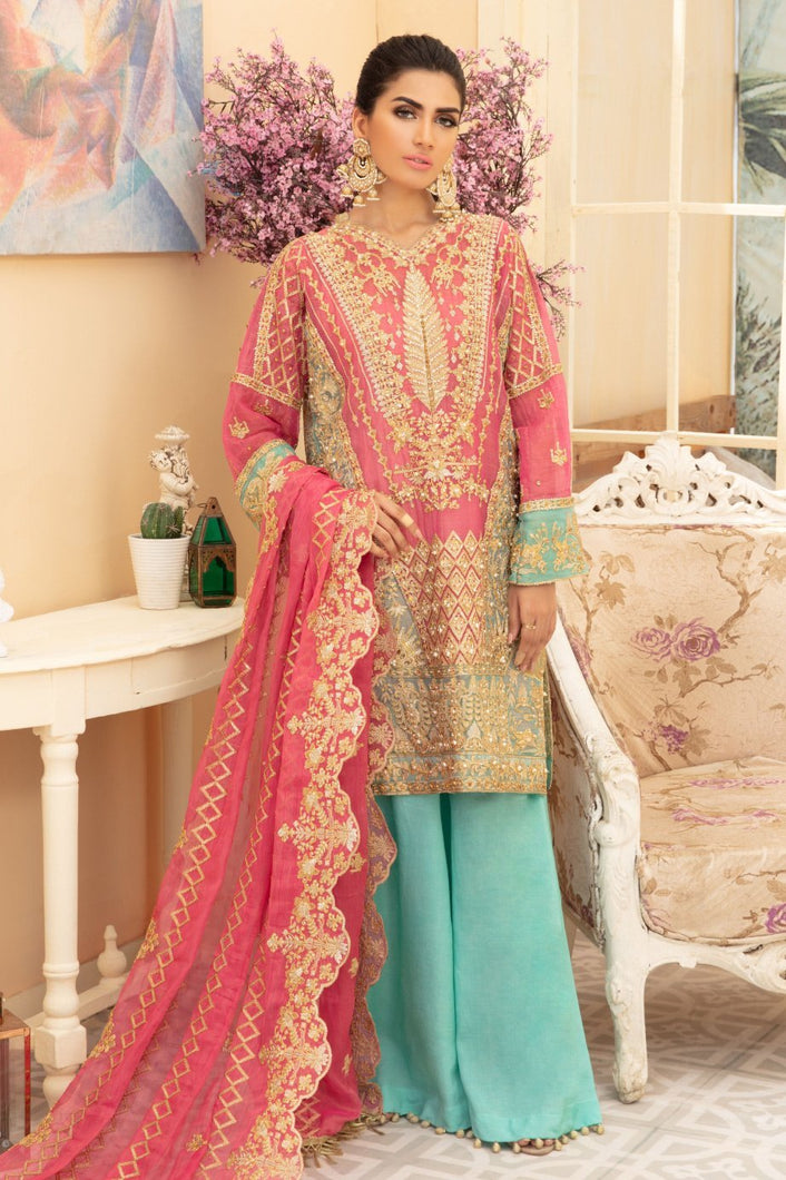 Maryum N Maria | Chiffon Collection 2020 | DREAM DALE-MMD-02
