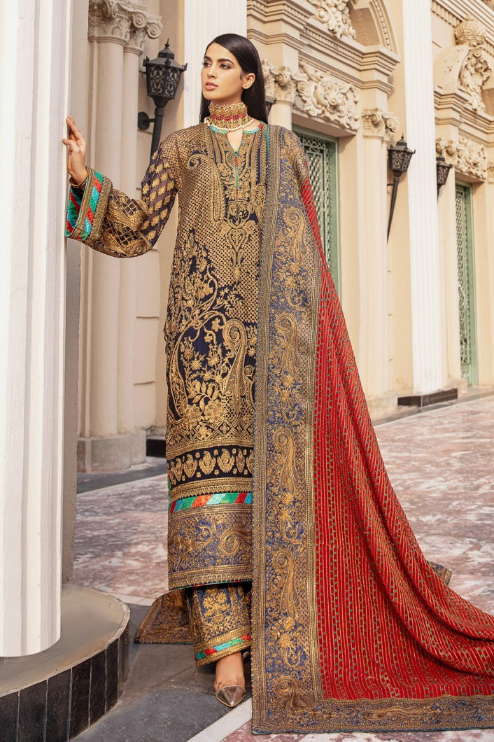 MARYUM N MARIA UK | Wedding Collection  Relentless Charism(MME-07): Check out our pakistani bridal dresses for the very best price in unique style! Explore the latest Pakistani fashion wedding dresses, Woman party Formal dresses, Pakistani bridal dress UK. Shop Now Designer Indian Pakistani Wedding Collection' 20 By Martin N Maria.