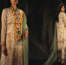 Load image into Gallery viewer, MUZLIN LUXURY LAWN EID COLLECTION 2020 - 01A online Pakistani designer dress Anarkali Suits Party Werar Indian Dresses Pakistani Dresses Eid dresses online shoppingReady made Pakistani clothes UK Eid dresses UK online Eid dresses online shopping readymade eid suits uk eid suits 2019 uk pakistani eid suits uk eid suits 2020 uk Eid dresses 2020 UK