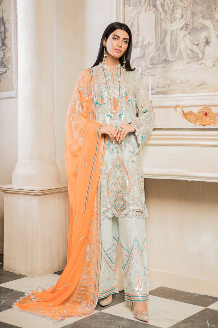 MARYUM N MARIA | MASHQ 2021 | MOTIYA (MY-06) : Buy MARYUM N MARIA Pakistani clothing brand at our Online store. Lebaasonline Stockists of  Indian & Pakistani Bridal and Wedding Party Dresses Collection 2020/21. Shop MARYUM N MARIA - ORIGINAL Pakistani DESIGNER DRESSES IN THE UK, London & USA ONLINE -SALE PRICE!