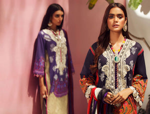 SANA SAFINAZ Spring / Summer 2020 MAHAY 20A Lawn Suit online Pakistani designer dress Anarkali Suits Party Werar Indian Dresses Pakistani Dresses