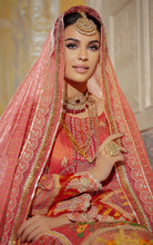 Load image into Gallery viewer, Buy ASIFA AND NABEEL | Mahjabeen ZN-02-Pakistani Wedding Dress For Women at Our Online Pakistani Designer Boutique UK, Indian & Pakistani Dresses and ready-made Asian Clothes UK. ASIFA & NABEEL-Mahjabeen ZN-02 -Pakistani Wedding Dress Embroidered Chiffon Collection 2020 & Indian Party Wear Outfits USA on SALE at Lebaasonline