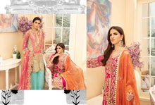 Load image into Gallery viewer, Maryum N Maria | Chiffon Collection 2020 | PINKILE WHELITE-MMD-01