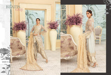 Load image into Gallery viewer, Maryum N Maria | Chiffon Collection 2020 | BLATIS GRIJ-MMD-04