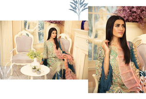 Maryum N Maria | Chiffon Collection 2020 | HENILLE JUSX-MMD-07