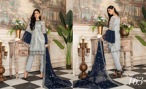 Maryam's Chiffon Eid and Wedding Collection 2020 - MP 163