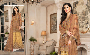 Maryam's Chiffon Eid and Wedding Collection 2020 - MP 165