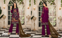 Load image into Gallery viewer, Maryam's Chiffon Eid and Wedding Collection 2020 - MP 166