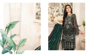 Maryam's Chiffon Eid and Wedding Collection 2020 - MP 170