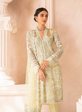 Load image into Gallery viewer, Mirabella Luxury Chiffon/Formals Eid Collection by Gulaal 2020 - MG 07 Camellia Media online Pakistani designer dress Anarkali Suits Party Werar Indian Dresses Pakistani Dresses Eid dresses online shoppingReady made Pakistani clothes UK Eid dresses UK online Eid dresses online shopping readymade eid suits uk eid suits 2019 uk pakistani eid suits uk eid suits 2020 uk Eid dresses 2020 UK