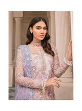 Load image into Gallery viewer, Mirabella Luxury Chiffon/Formals Eid Collection by Gulaal 2020 - MG 08 Reyna online Pakistani designer dress Anarkali Suits Party Werar Indian Dresses Pakistani Dresses Eid dresses online shoppingReady made Pakistani clothes UK Eid dresses UK online Eid dresses online shopping readymade eid suits uk eid suits 2019 uk pakistani eid suits uk eid suits 2020 uk Eid dresses 2020 UK