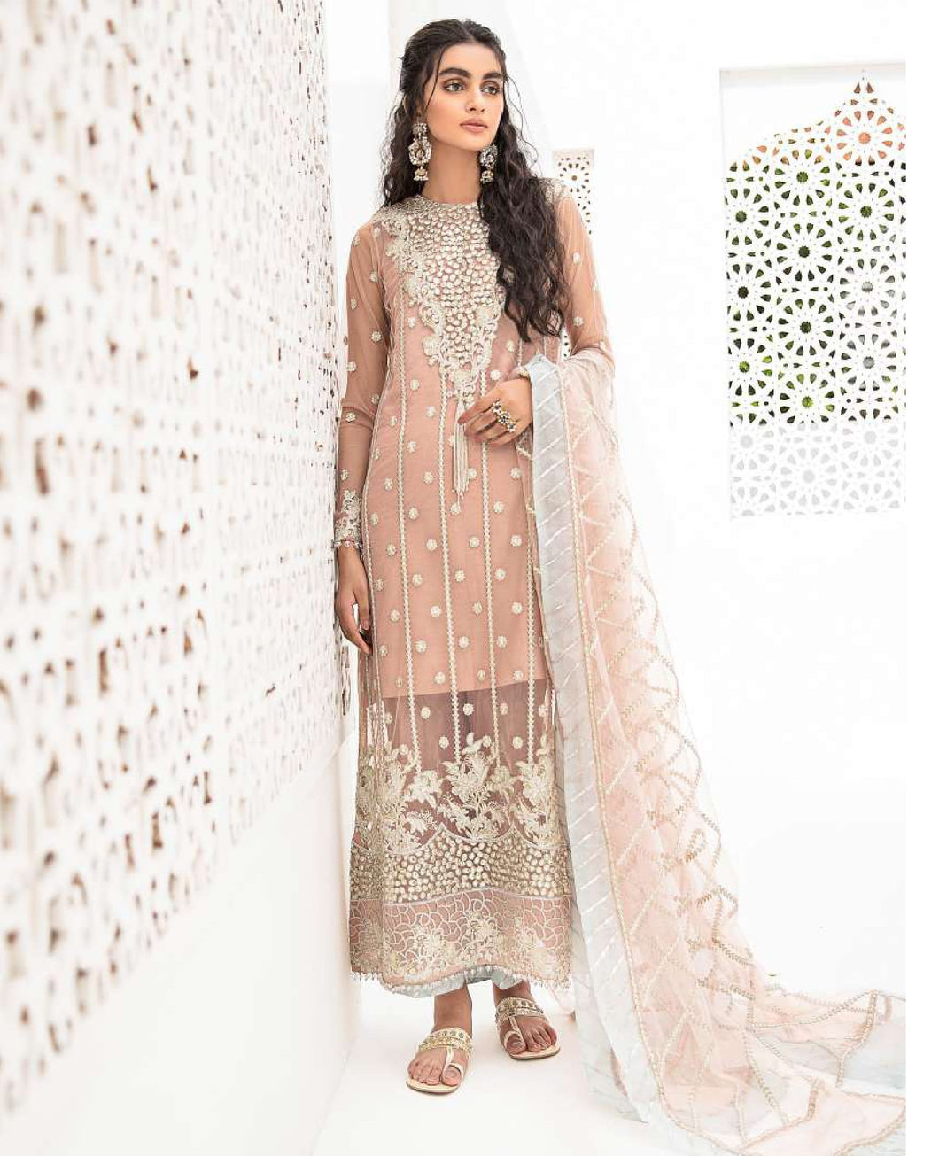 Luxury Formals Suits | Qalamkar 20 - W-05
