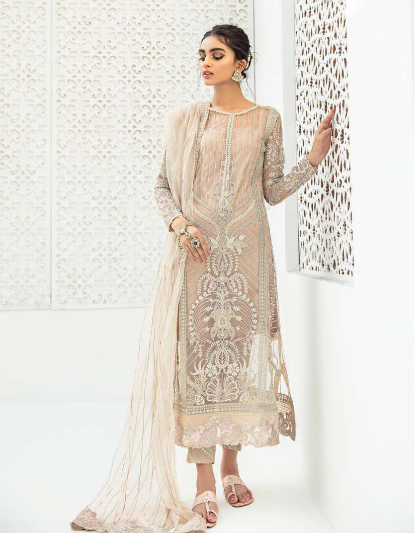 Luxury Formals Suits | Qalamkar 20 - W-08