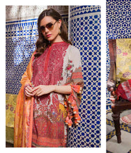 Load image into Gallery viewer, Sobia Nazir's Luxury Lawn Collection 2020 - 14B online Pakistani designer dress Anarkali Suits Party Werar Indian Dresses Pakistani Dresses