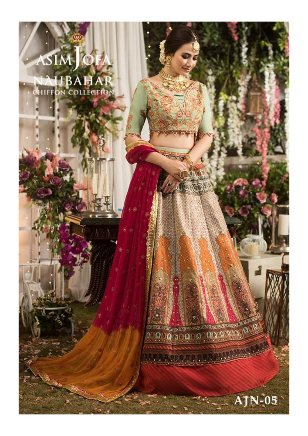 ASIM JOFA Naubahar Chiffon Collection 2020 - AJN-05 online Pakistani designer dress Anarkali Suits Party Werar Indian Dresses Pakistani Dresses Eid dresses online shoppingReady made Pakistani clothes UK Eid dresses UK online Eid dresses online shopping readymade eid suits uk eid suits 2019 uk pakistani eid suits uk eid suits 2020 uk Eid dresses 2020 UK