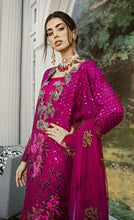 Load image into Gallery viewer, Wild Rose Pakistani Suit by Rouche Luxe - LebaasOnline