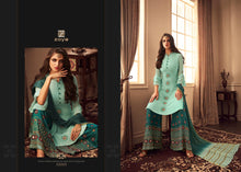 Load image into Gallery viewer, Indian Designer Palazzo Suit | Zoya Elegance DN35003